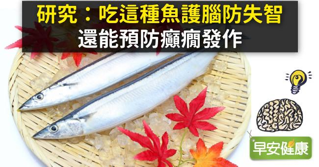 研究:吃這種魚護腦防失智,還能預防癲癇發作